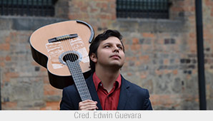 DAVID LÓPEZ, guitarra