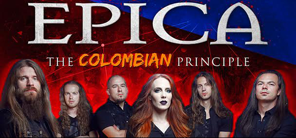 EPICA THE COLOMBIAN PRINCIPLE TOUR