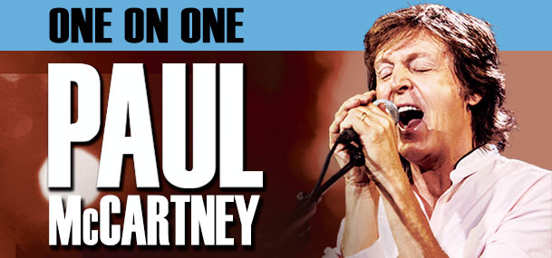 PAUL McCARTNEY - ONE ON ONE