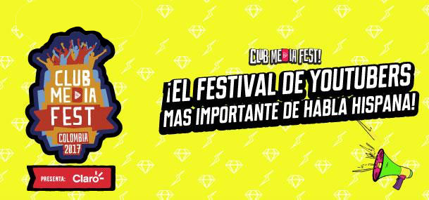 CLUB MEDIA FEST COLOMBIA 2017