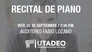 RECITAL DE  PIANO