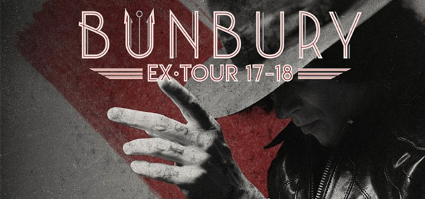 ENRIQUE BUNBURY - EX TOUR