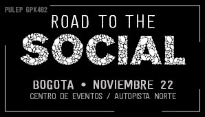 ROAD TO THE SOCIAL FESTIVAL