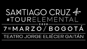 TOUR ELEMENTAL SANTIAGO CRUZ