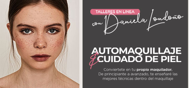 TALLERES MAKE UP ARTIST & BEAUTY THERAPIST